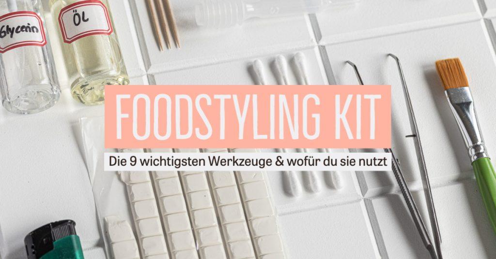Foodstyling Kit   Food im Fokus